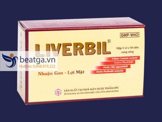 Liverbil