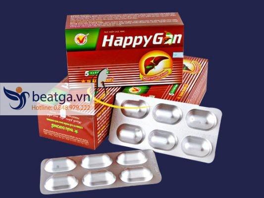 Happy Gan Thái Dương